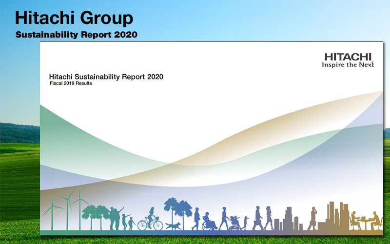 Hitachi Group Sustainability Report